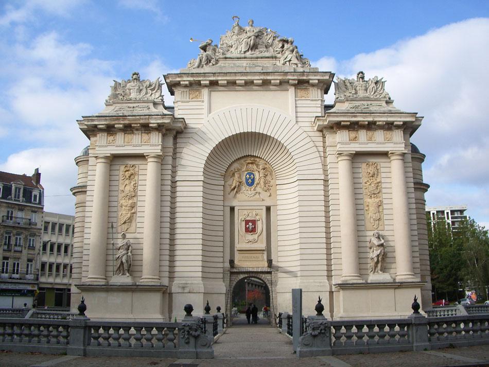 Immobilier lille saint sauveur l 39 agence de lille agence immobiliere lille - Combien de portes a paris ...