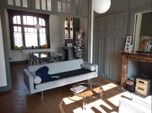 maison sur lille autre quartier maison de charme avec garage et jardin. Black Bedroom Furniture Sets. Home Design Ideas