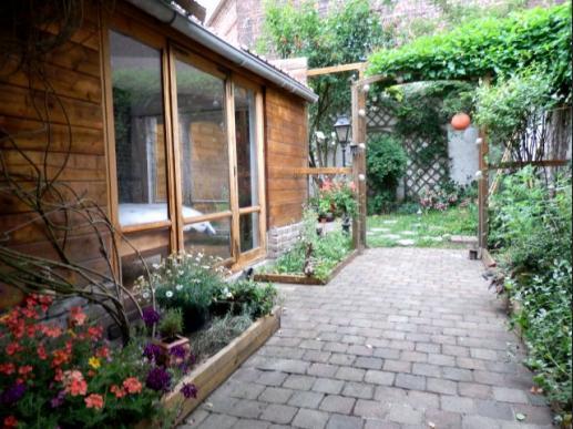 Appartement a louer avec jardin for Location appartement avec jardin bordeaux